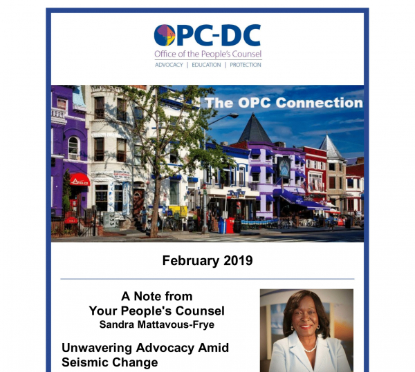 The OPC Connection - February 2019